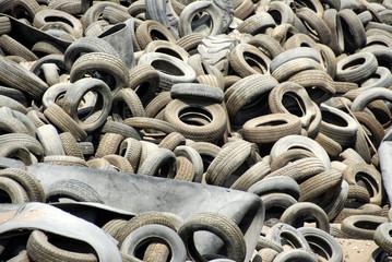 Tire Wasteland