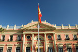 Government building in Murcia, Spain poster