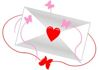 Love in letter