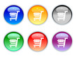 crystal icon for shop cart