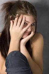 Shy Teenager