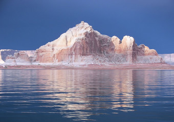 calm before the storm 2 - lake powell, ut