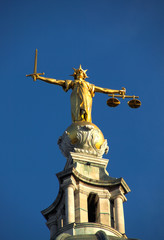 Old Bailey (Scales of Justice)