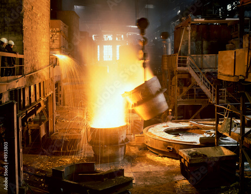 Industrial metallurgy