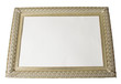 antique silver picture frame border