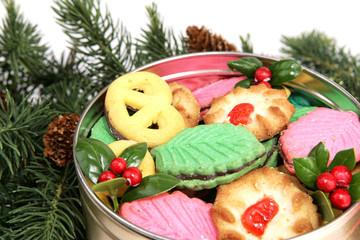 Cookies Under the Tree