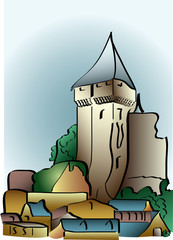 a0009 - Chateau Périgourdin