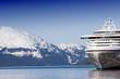 Leinwandbild Motiv Cruise ship