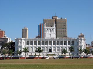 Lopez Presidential Palace, Asuncion, Paraguay
