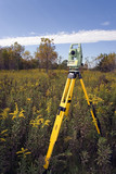 Fall Land Surveying poster