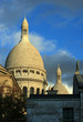 Sacre Coeur domes