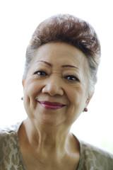 beautiful grandma portrait