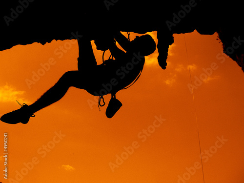 Rock Climbing in Greece in Mavrosouvala sector !