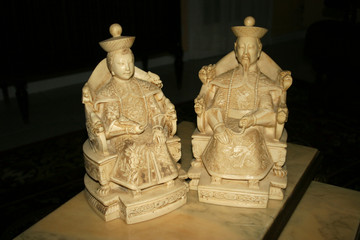 statuettes chinoise