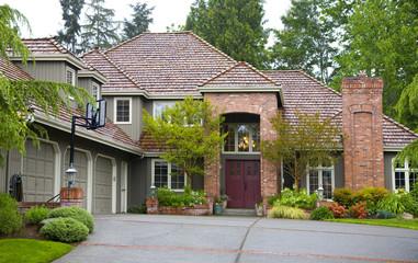 Northwest luxury style house