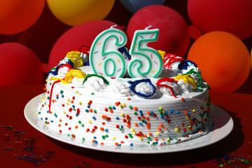 Birthday Cake - Twenty Five