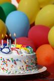 Fototapety Birthday Cake