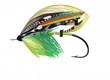 Green Highlander Classic Salmon Fly
