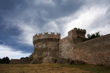 Castello misterioso