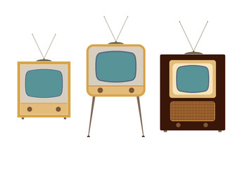 tv sets from the 1950s