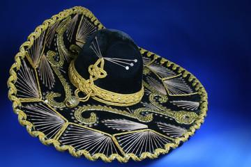 sombrero preto