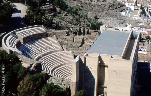 Sagunto - Valencia - Spain - Teatro Romano