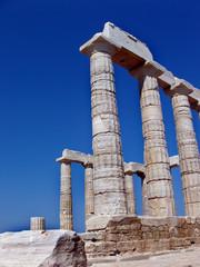 Temple of Poseidon - Cape Sounio, Greece