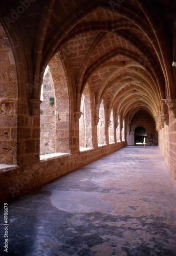 Parque Natural del Monasterio de Piedra (Zaragoza) Spain