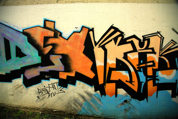 Icelandic graffiti