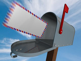 Incoming Mail poster
