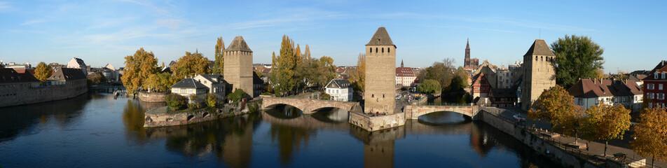 Panorama de Strasbourg