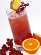 ananas johannisbeer orangen cocktail