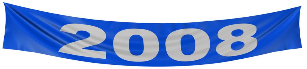 """2008"" banner"