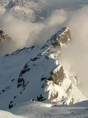 Winter in mountains - Hochzint, Leogang Steinberge