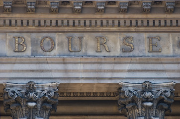 Bourse; place; paris;
