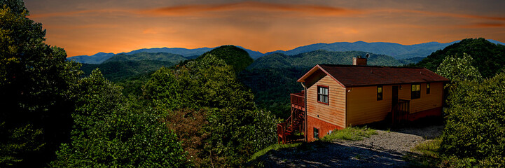 Smokey Mountain Home
