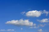Cielo azul nubes blancas - Fine Art prints