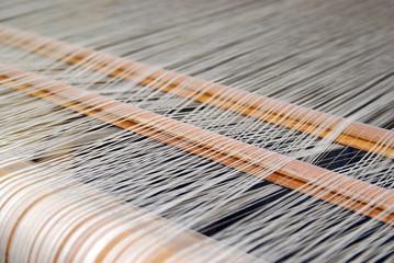 Textil Webstuhl