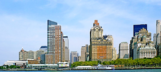NYC SKYLINE 04R3