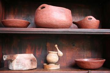 ceramica canaria y utiles tradicionales