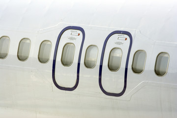 Ventanas de un avion 3046