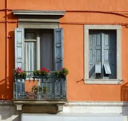 Hausfassade Udine