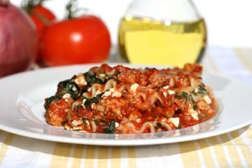 Pasta - Vegetarian Lasagna
