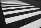 Fototapety Zebra - pedestrian crossing