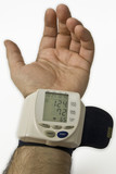 health care - blood pressure monitoring