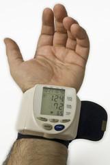 health care - blood pressure monitoring