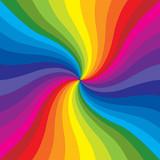 Rainbow Burst poster