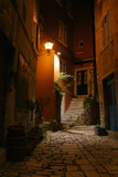 Alley-