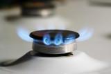 Gas stove burner poster