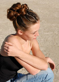 coiffure de fete poster